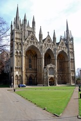Cathedral, Peterborough, UK © Arena Photo UK