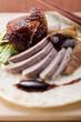 Peking duck (close-up)
