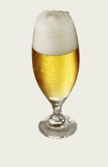 A glass of Pilsener