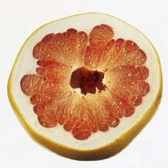 Half a pomelo