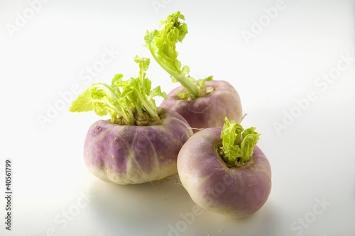 Three turnips