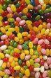 Coloured jelly beans (full-frame)