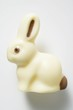 White chocolate Easter Bunny