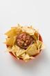 Salsa with nachos