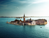 view of San Giorgio island, Venice, Italy - Fine Art prints
