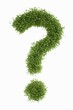 ? (question mark) in cress