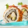 Lobster Avocado Sushi