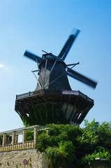 ポツダム 風車