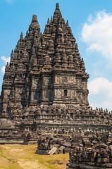 Prambanan temple site