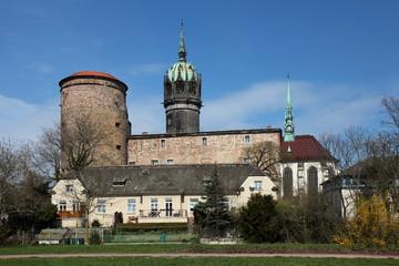 Lutherstadt Wittenberg Stadtschloss