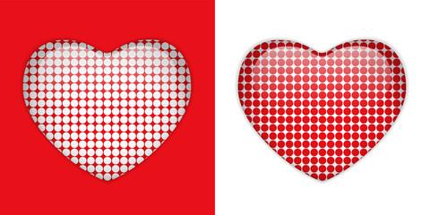 Glass Heart Textures