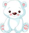 Fun zoo. Polar Bear