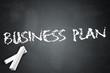"""Blackboard """"Business Plan"""""""