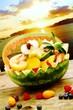 Melonenkörbchen