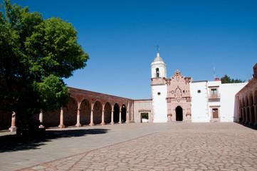Shrine of Our Lady of Sponsorship, Zacatecas