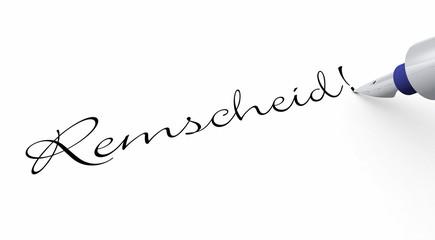Stift Konzept - Remscheid