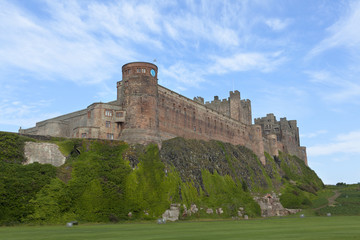 Bamburgh Castle, Northumberland