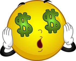 Money-crazed Smiley