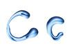 液体の文字