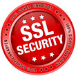 "Button ""SSL Security"" rot"