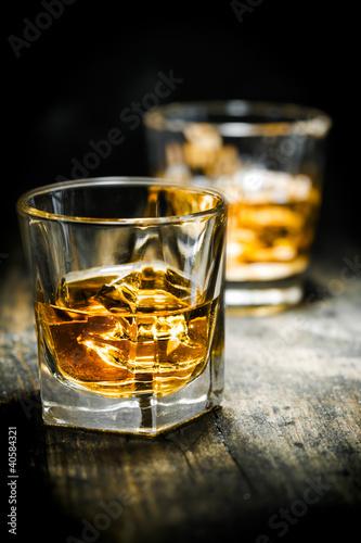 Fototapete Alkohol - Wodka - Wein - Bier - Poster - Aufkleber