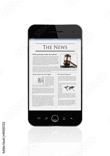 Latest news on smart phone