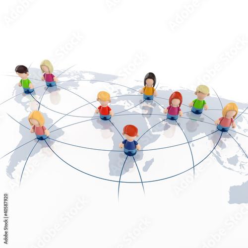 Social media - Network