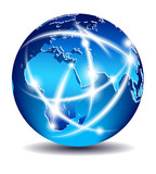 Communication World, Global Commerce - Europe, Middle East, Afri