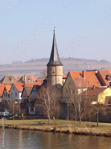 Stadtturm in Karlstadt