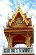 Belfry in thai temple