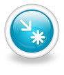 "Light Blue Icon ""Point Of Interest"""