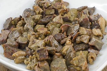 Coratella di agnello (cordula)