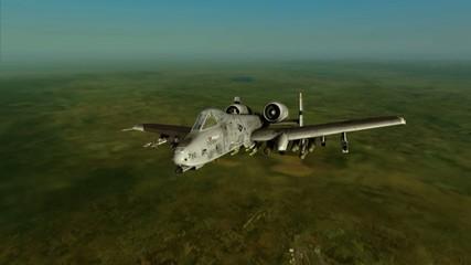 Bombardier en action.2