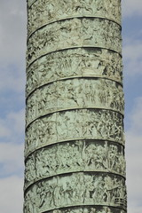 Monument to Napoleon in Paris
