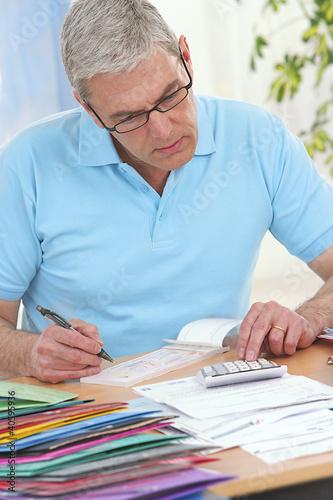 Paiement des factures - Chéque