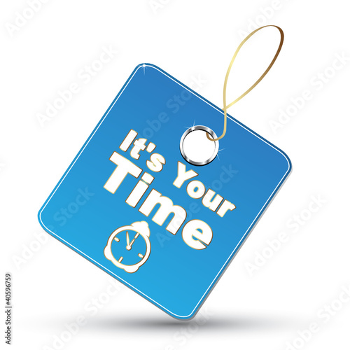 YOUR TIME ICON