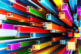 Colorful Background - 40597579