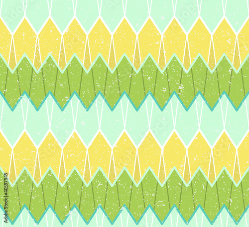 Seamless chevron pattern. Paper texture background