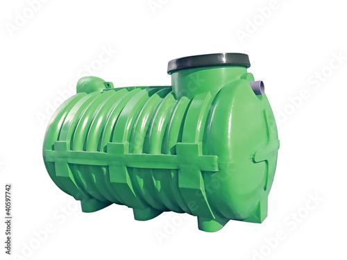 Domestic waste treatment plant - 40597742