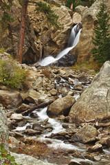 Colorado Boulder Falls October