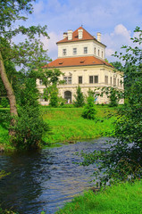 Ostrov Weisses Schloss - Ostrov white palace 03