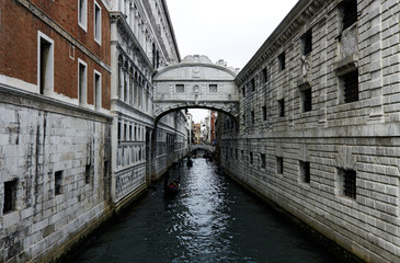 Ponte dei Sospiri e Rio del Palazzo