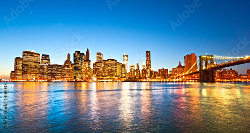 Manhattan, New York City. USA.