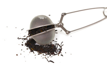 tea infuser full