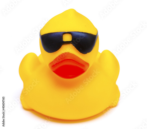 duck toy with glasses by Diana Taliun, Royalty free stock ... | 400 x 350 jpeg 21kB