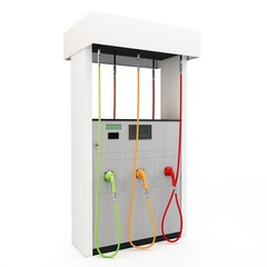3d eco gas pumps