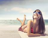 Sunbathing - Fine Art prints