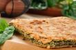 Erbazzone, torta salata con verdure