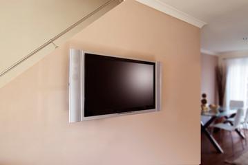 LCD or plasma tv