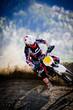 Fototapeta Motocykl - Krzyż - Sporty motorowe
